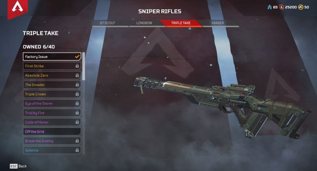 Triple Take in Apex Legends