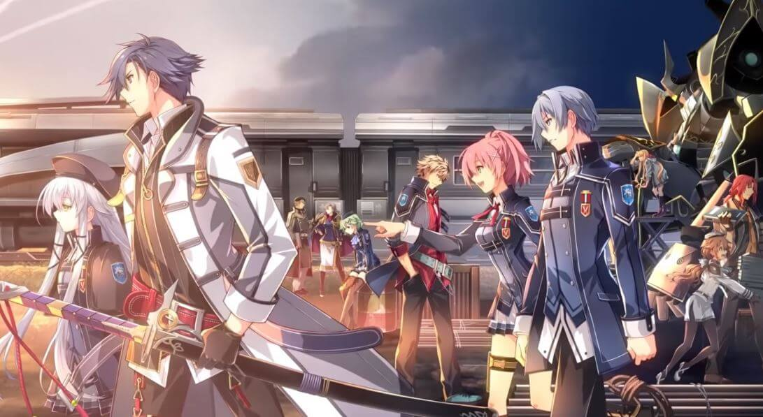 Trails of Cold Steel 3 has seven games behind it