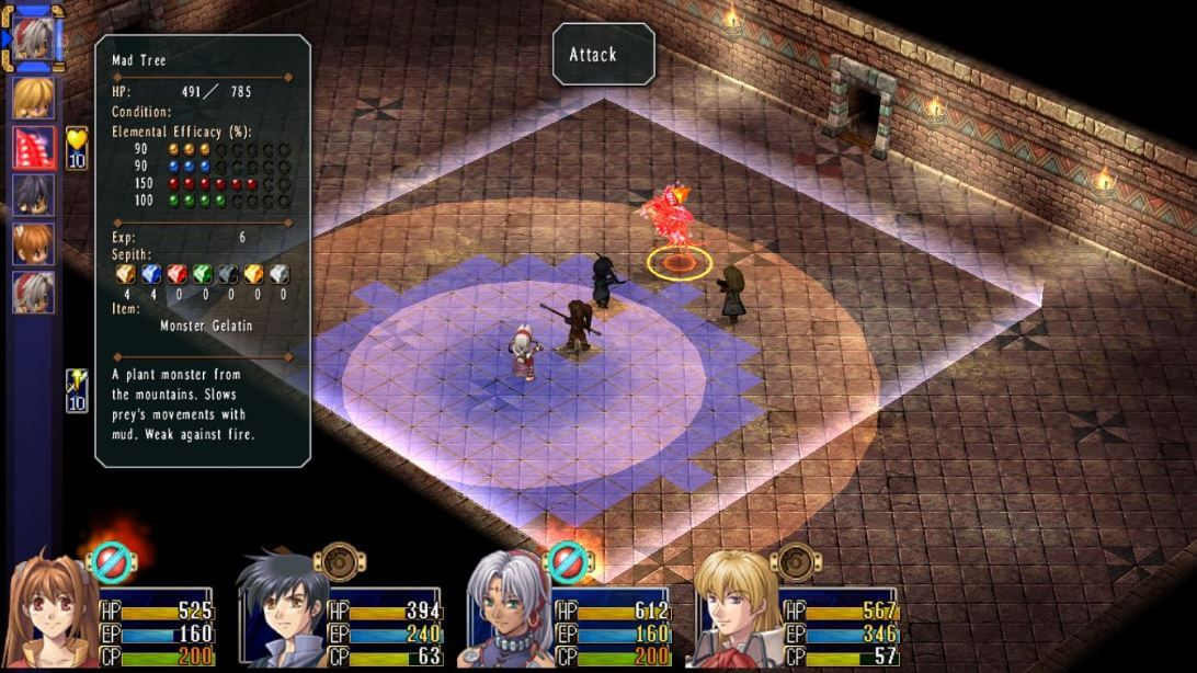 Trails in the Sky is the first arc of the Trails franchise and was released more than a decade ago