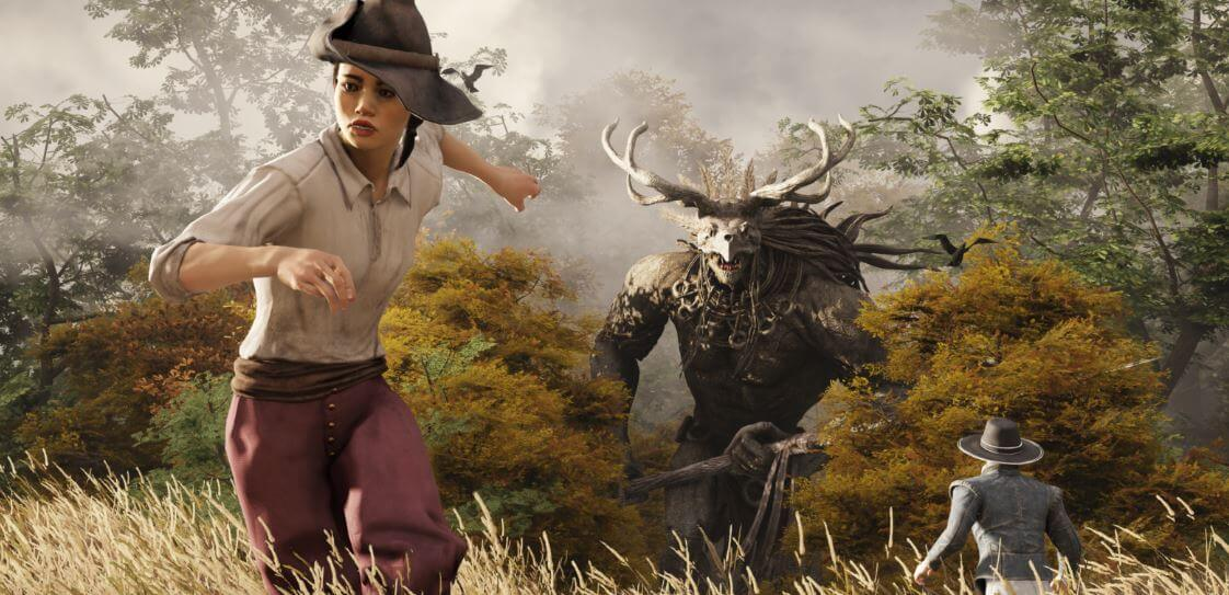 Large monster in Greedfall