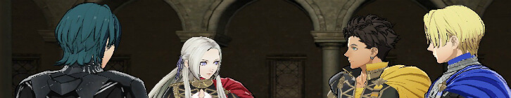 How Fire Emblem: Three Houses Does Side Characters Perfectly preview image