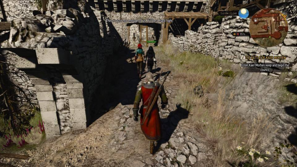 The Witcher III has an insane amount of quests