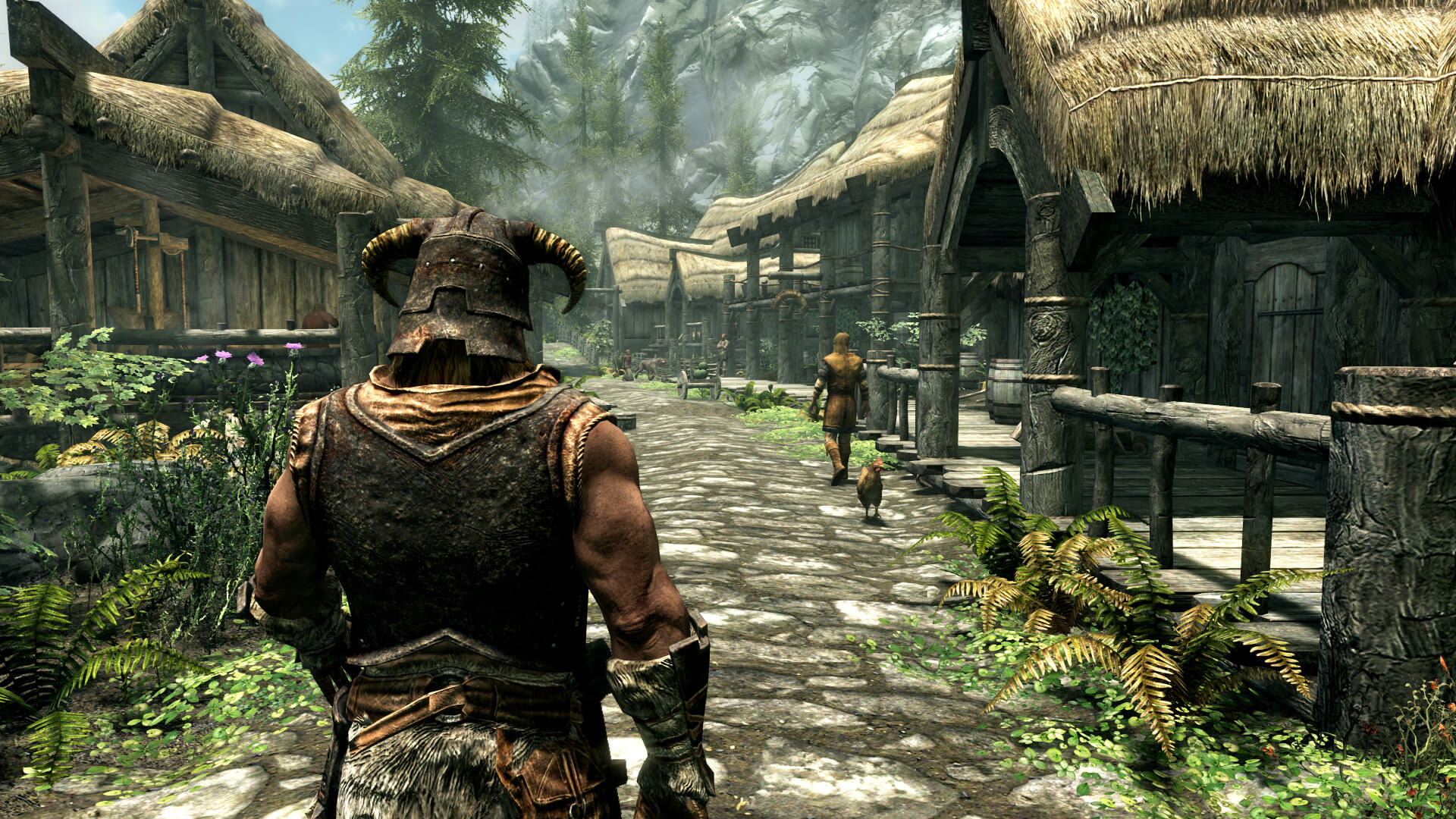 Upon release, Skyrim had a lot of bugs