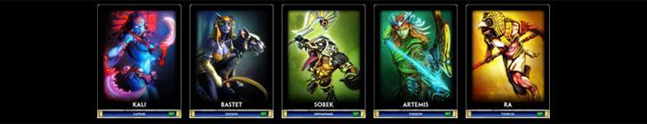 Different Roles in MOBA