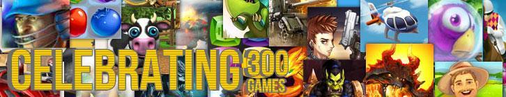 WWGDB Celebrates 300 Games
