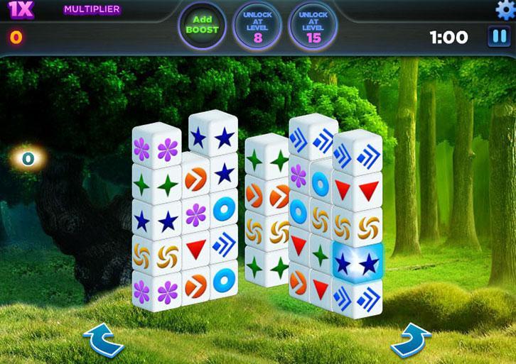 Mahjongg Dimension Blast