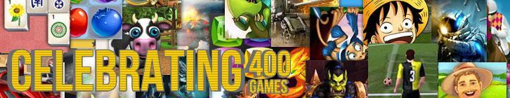 WWGDB Celebrates 400 Games