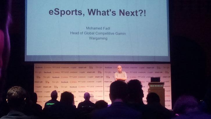 Mohamed Fadil from Wargaming