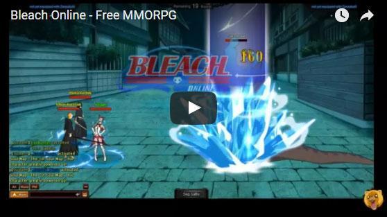Bleach Online Trailer Video