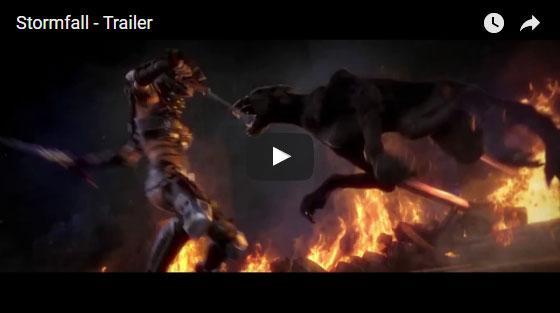 Stormfall: Age of War Trailer Video
