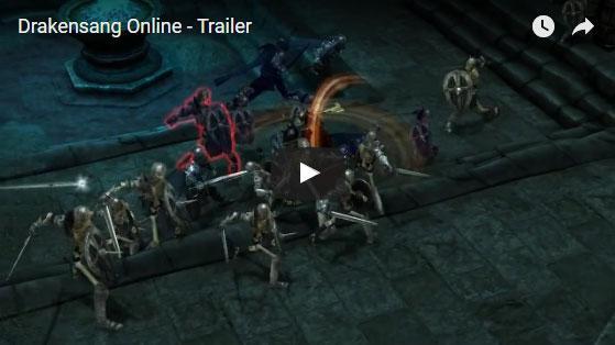 Drakensang Online Trailer Video