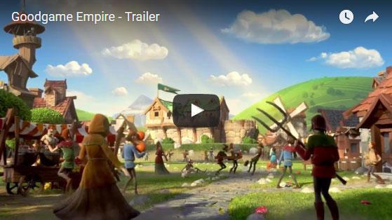 Goodgame Empire Trailer Video