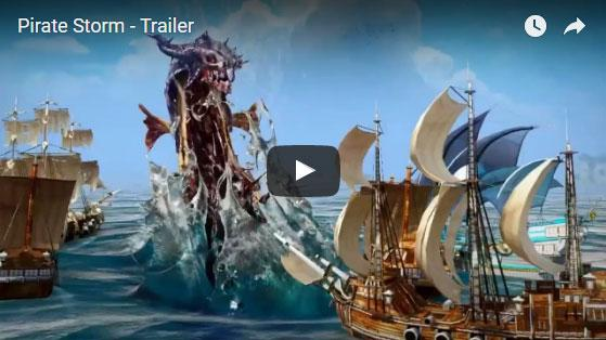 Pirate Storm Trailer Video