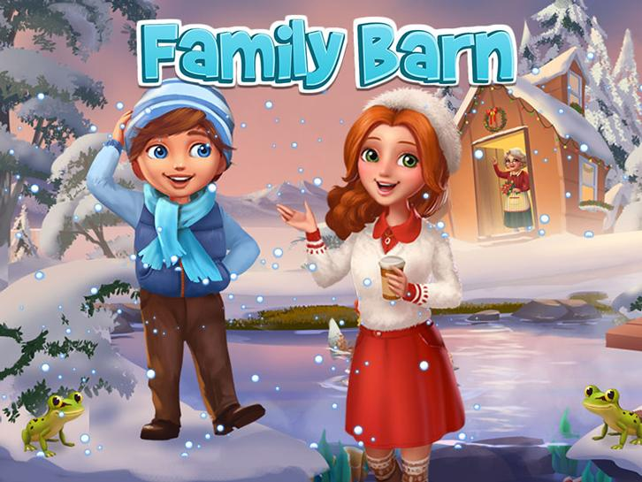 Family Barn: Trouble in the Pufferfish Kingdom