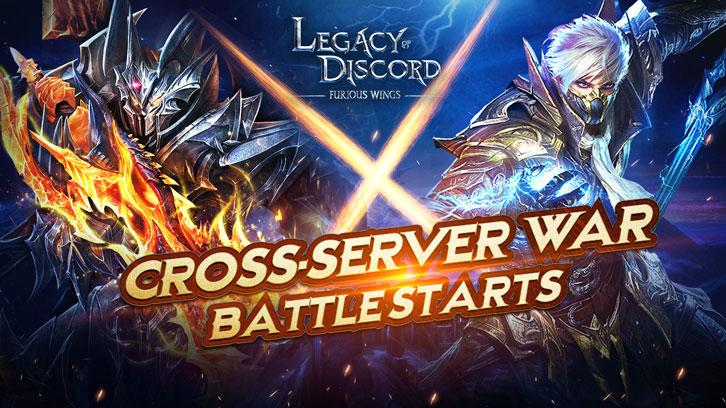 Prepare for the Cross Server War in LoD