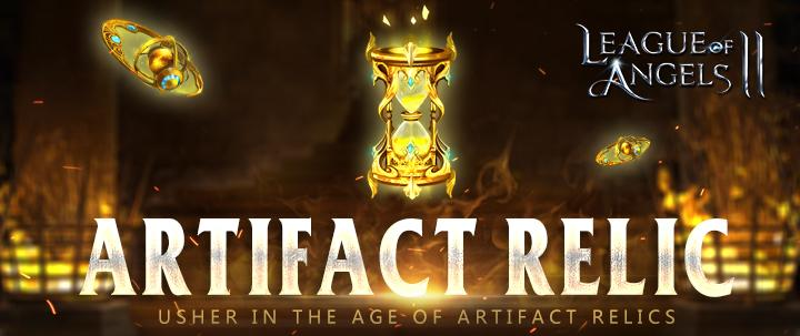 League of Angels 2 Introduces New Artifact Relics