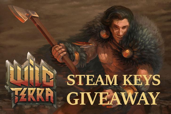 Wild Terra Game Giveaway