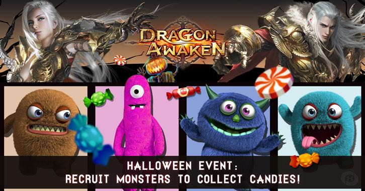 Dragon Awaken's Exciting Halloween Events