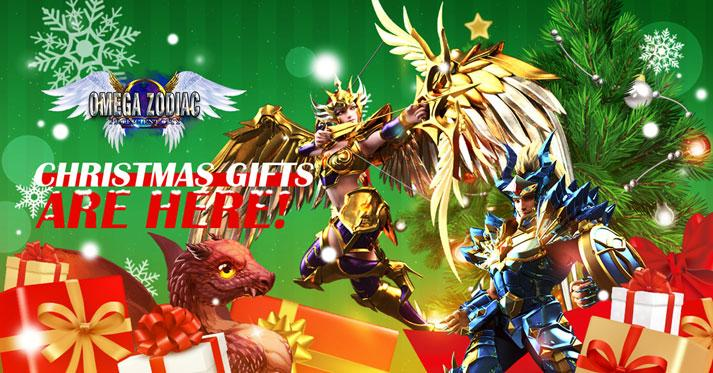 Celebrate Christmas with Omega Zodiac