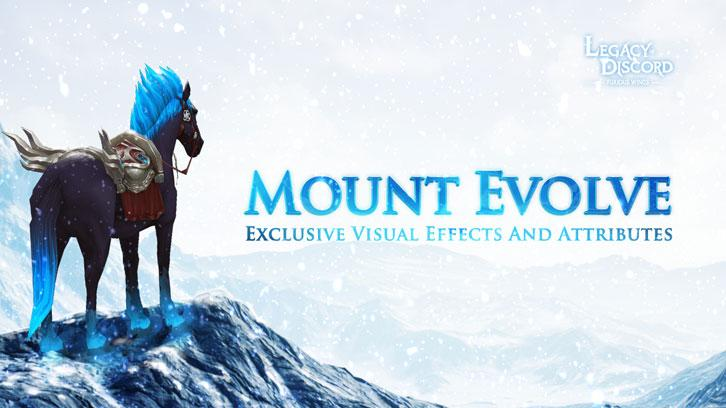 Legacy Of Discord – Furious Wings Launches Mount Evolve System And More