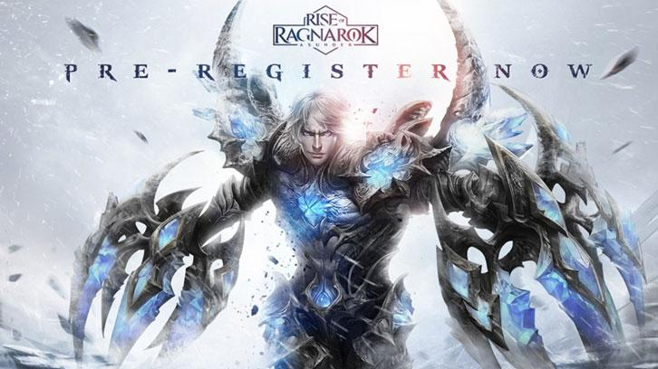 Rise of Ragnarok – Asunder, The Mobile MMO ARPG Opens Pre-Registration