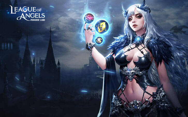 League Of Angels – Paradise Land Update: Cross-Server GvG, Bind System and New Heroes