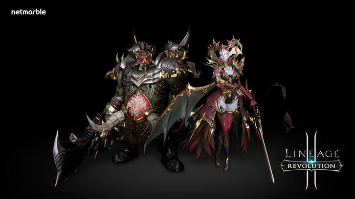 Gather with Friends To Conquer The Temporal Rift In Lineage 2: Revolution