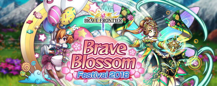Hop on Over To The Brave Blossom Festival 2018 This Spring!