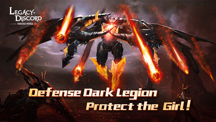 Legacy of Discord Introduces the Celestial Defense Event with a Brand-new Game Mode