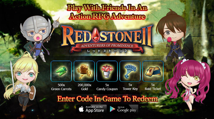 Red Stone 2 Celebrates Its Launch with an Amazing Giveaway