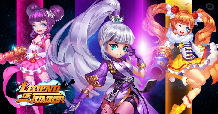 Martial Arts-Themed ARPG Legend of Junior is Officially Released