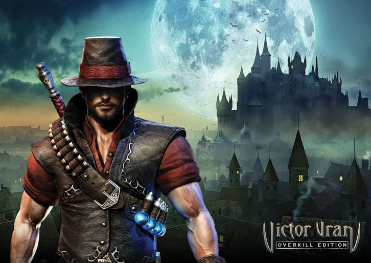 Victor Vran: Overkill Edition for Nintendo Switch