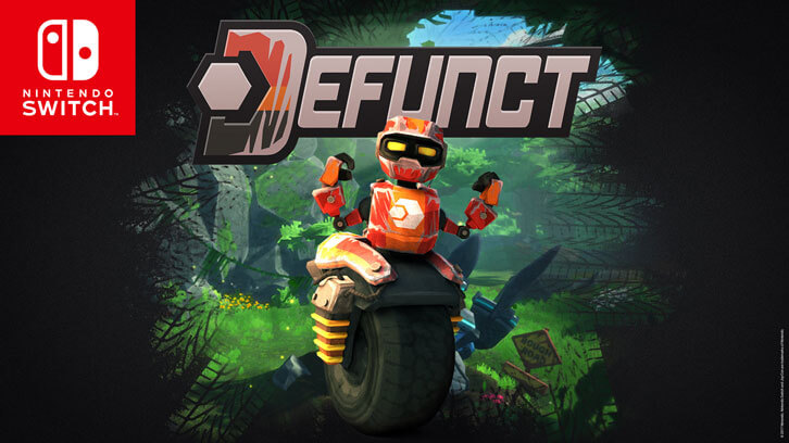 Adventure Racing Game 'Defunct' Dashes to Nintendo Switch