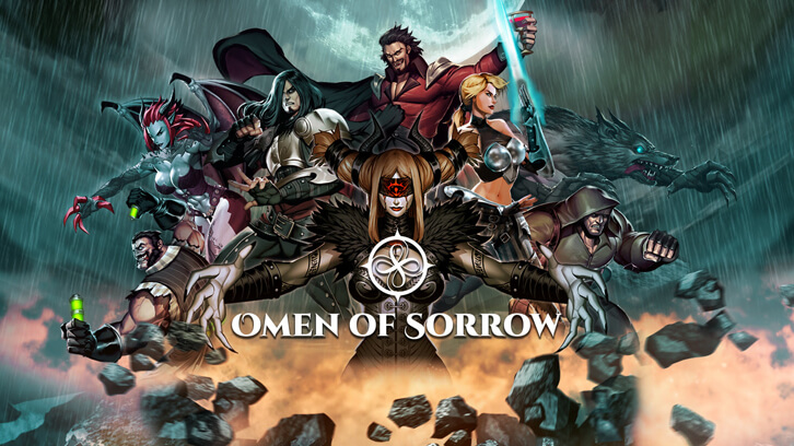 Fighting Game 'Omen of Sorrow' Busts into Stores on November 6