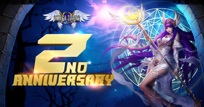 Omega Zodiac – 2nd Anniversary Celebration Begins on August 23rd