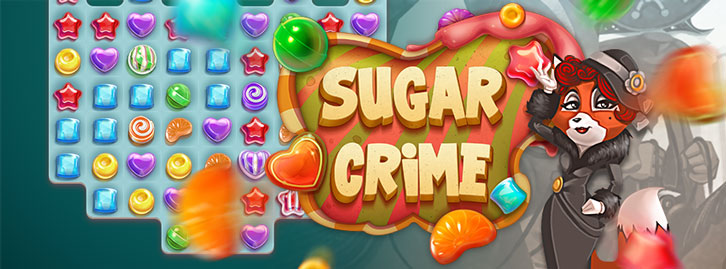 Big Fish Games' Sugar Crime
