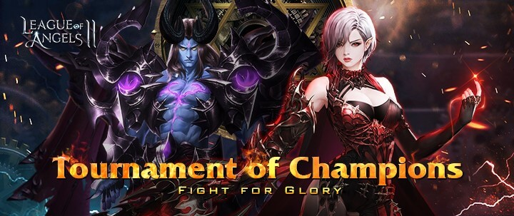 Vanquish Your Enemies in League of Angels II's Tournament of Champions