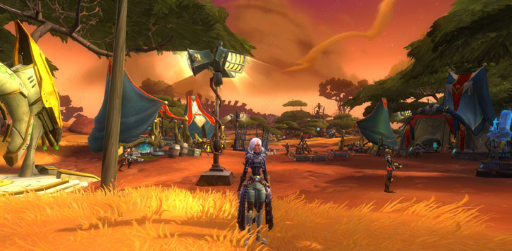 Both Wildstar and its Developer, Carbine Studios, are Shutting Down