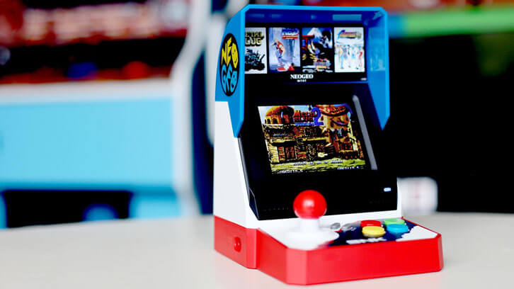 The Accessory Outlet Announces Official UK Distribution of the NEOGEO Mini