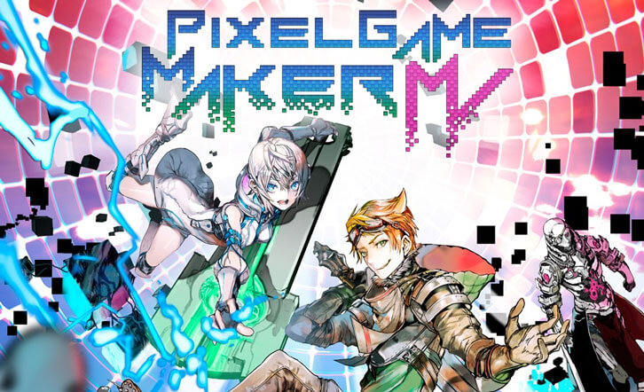 Pixel Game Maker MV Giveaway