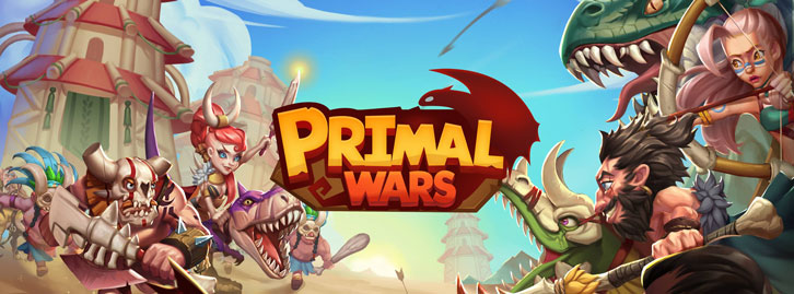 Primal Wars - A Community-Driven Strategy MMO
