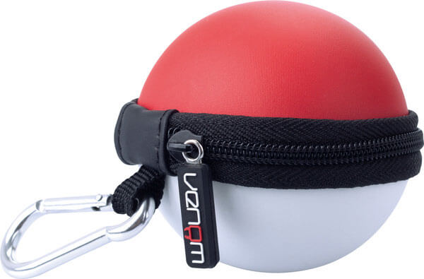 Venom Protects Them All with the Poké Ball Plus Protective Case