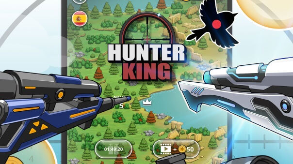 Hunter King is Launched, New Trailer Available