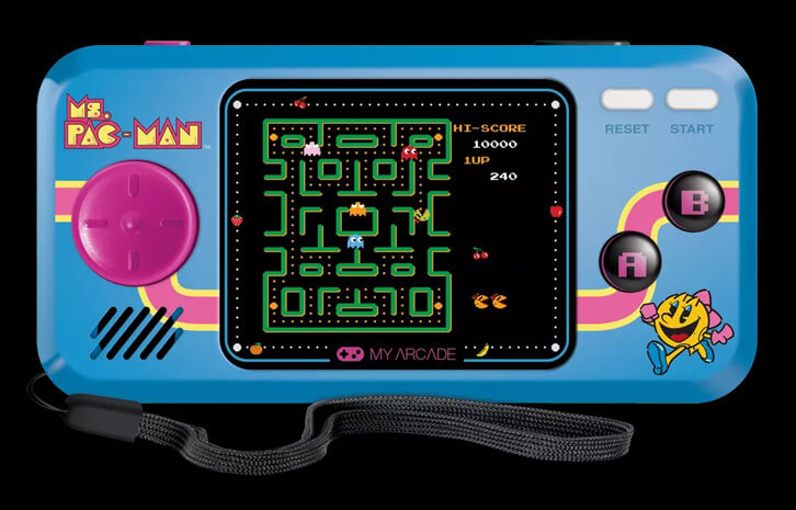 CES 2019: My Arcade Unveils Its Latest in Retro-Fueled Accessories and Collectable Micro Arcades