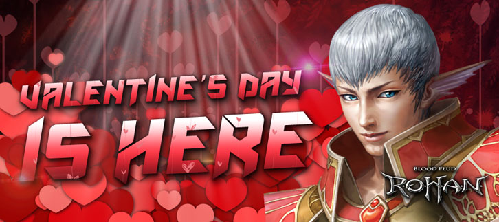 R.O.H.A.N: Blood Feud Reveals a Special Valentine's Day Event