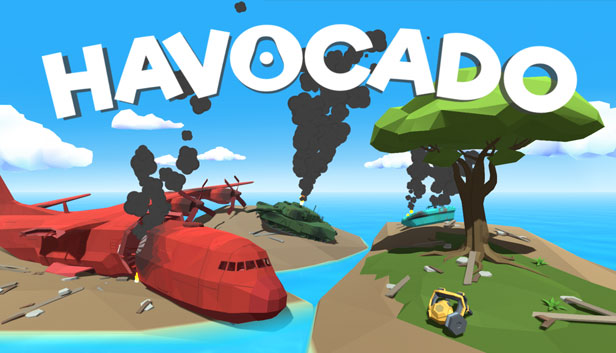 You Can Have Havocado on Steam Early Access, Desperado!