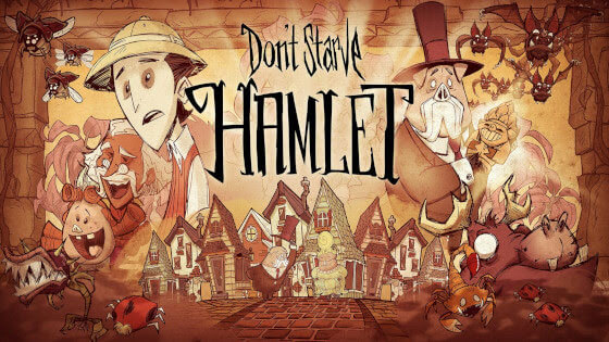 Klei Releases Don't Starve: Hamlet out of Steam Early Access Today