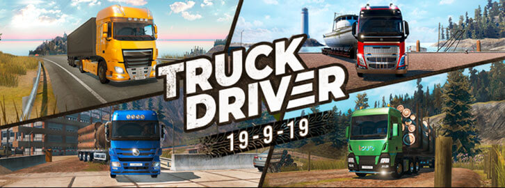 Truck Driver is Arriving on PlayStation 4 and Xbox One on 19-9-19
