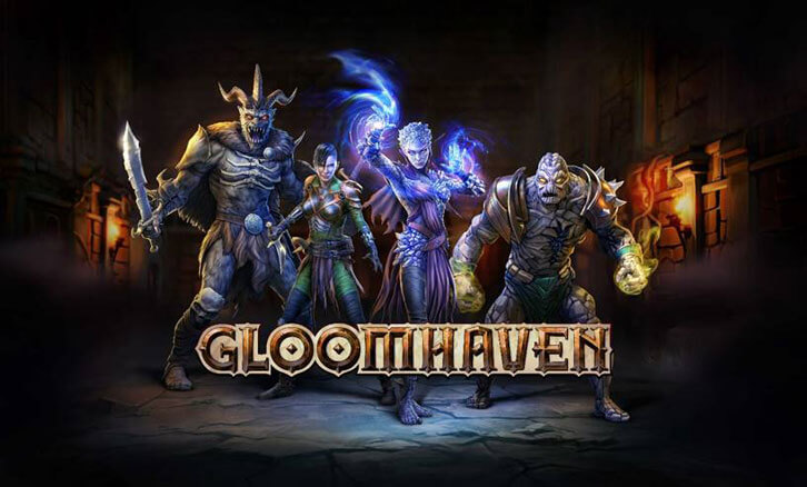 Asmodee Digital will Launch the Early Access of Gloomhaven on Steam on July 17th