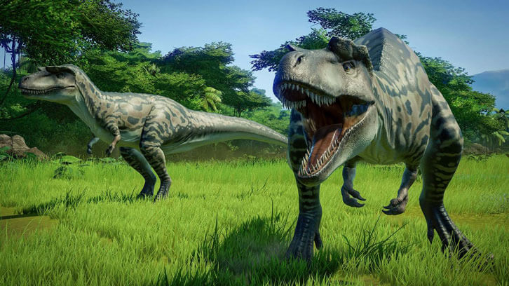 Jurassic World Evolution: Claire's Sanctuary available now on PC, PlayStation 4 and Xbox One
